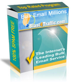 Instant Bulk Email Marketing & Advertising System